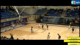Harrison Basketball vs. Greenwood
