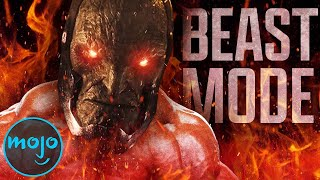Top 10 Times Darkseid Went Beast Mode