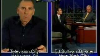 Michael Richards [Kramer] appologizes on the Letterman Show