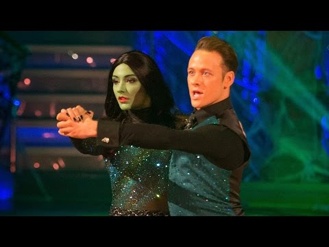 Frankie Bridge & Kevin Clifton Tango to 'Defying Gravity' – Strictly Come Dancing: 2014 – BBC One