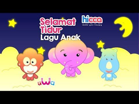 Lagu anak indonesia baru   selamat tidur