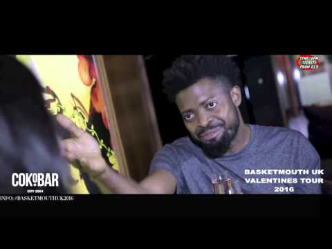 Expensive Date - Basketmouth Valentines UK Tour 2016 - Tkts from £25: cokobar.com