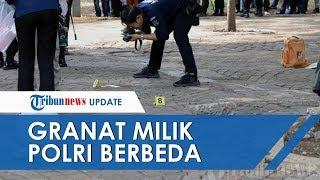 Polisi: Granat Asap yang Meledak di Monas Beda dengan Granat Milk Polri