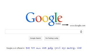 How to change from Google.xx to www.google.com?
