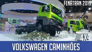 Volkswagen Caminhões na Fenatran 2019