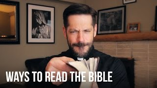 Ways To Read The Bible