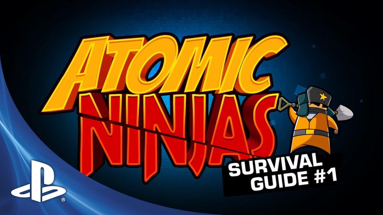 Atomic Ninjas: Guia de Sobrevivência #1