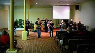 The F.O.G Worships To Spirit by R Kelly (cover) .wmv