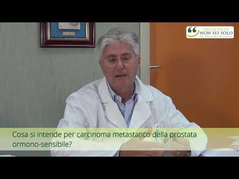 Segni Calcinate di prostata