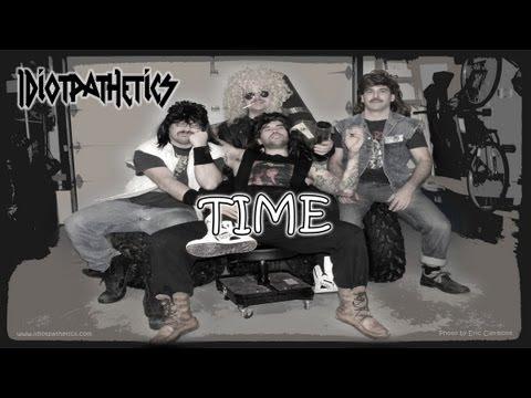 Idiotpathetics 'Time' (Lyrics Video)