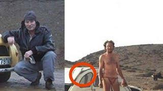 Его машина сломалась посреди пустыни. 23 года спустя...