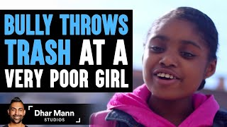 Bully Makes Fun Of Poor Girl, Then Learns a Shocking Truth | Dhar Mann