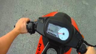 CARBON CPI GTR 49cc - Самые лучшие видео