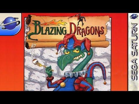 Longplay of Blazing Dragons