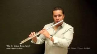 Jose Valentino [Latin flute] 'En Mi Viejo San Juan'