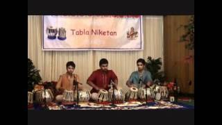 TablaNiketan GuruPoornima 2010: AshtaMangal Team