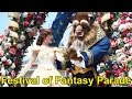Disney Festival of Fantasy Parade 2017 at Magic Kingdom, Walt Disney Wor...