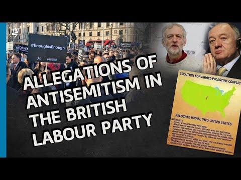 Allegations of Antisemitism in the Labour Party