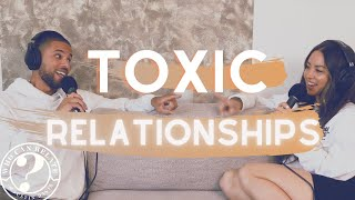 "Who Can Relate? Ep. 30 ""Toxic Relationships"" with my Wife Shay Davis"