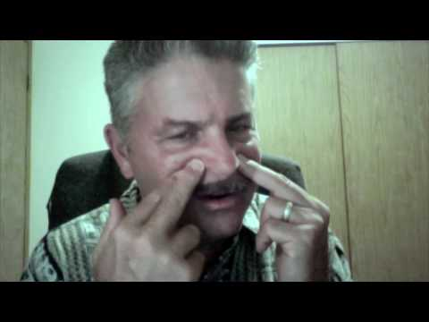 Sinus Congestion Acupressure Points