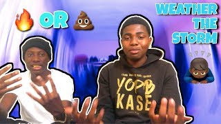 DJ Khaled Weather The Storm Ft  Meek Mill, Lil Baby | REACTION