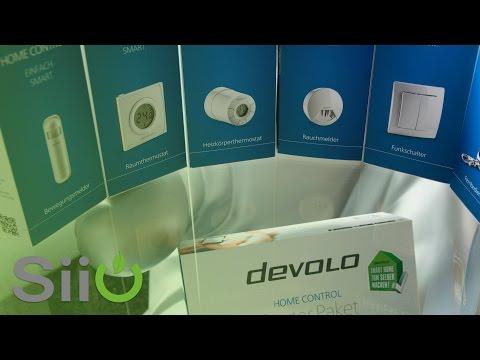 Devolo Home Control Teil1 - Starterset & Danfoss Heizungsthermostat: Installation & Einrichtung