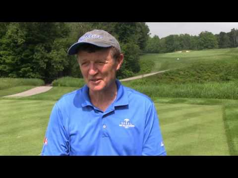 Golf to Conquer Cancer - Dr. Malcolm Moore