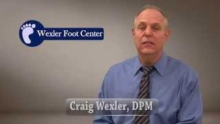 preview picture of video 'Wexler Foot Center - Podiatry in Newton, NJ - Podiatrist Dr. Craig Wexler, DPM'