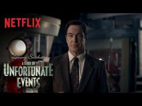Video trailer för Lemony Snicket's A Series of Unfortunate Events | Teaser Trailer [HD] | Netflix