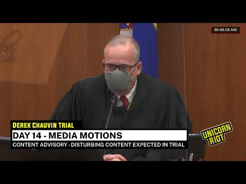 Chauvin Trial Day 12 pt 1 - Jury selection continues