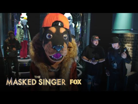 The Clues: Rottweiler   Season 2 Ep. 8   THE MASKED SINGER