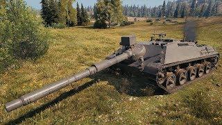 WoT Kanonenjagdpanzer 105 ***NEW PREMIUM TANK*** 6218 DMG - Malinovka