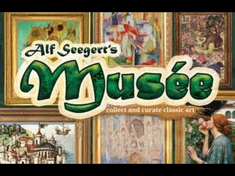 The Purge: # 881 Musee: A numbers game with paintings on the cards