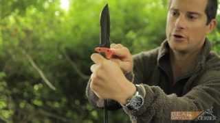 Нож для выживания Gerber Bear Grylls Ultimate Knife от компании Интернет магазин Русский Воин - видео