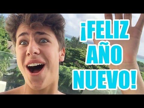 ¡FELIZ AÑO NUEVO! / Juanpa Zurita