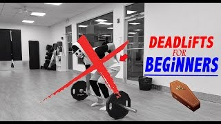 How To: Deadlifts For Beginners