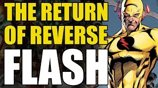 The Return of Reverse Flash (The Button Aftermath)