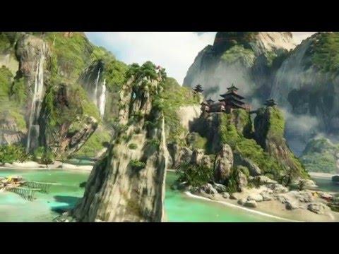 Crytek Is Making An Oculus Rift Game About Rock Climbing