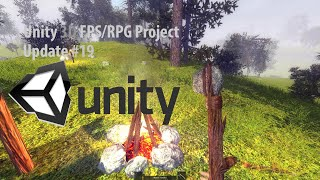 [Unity 3D] FPS/RPG Project Update #19 (Full Character)