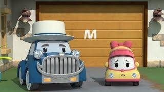 Робокар - мультики про машинки - Я люблю тебя, дедушка! (HD) - Серия 13