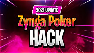 ♦️ Zynga Poker Hack tips 2021 🃏 Easy Guide How To Get Chips With Cheat 🃏 work with iOS & Android ♦️