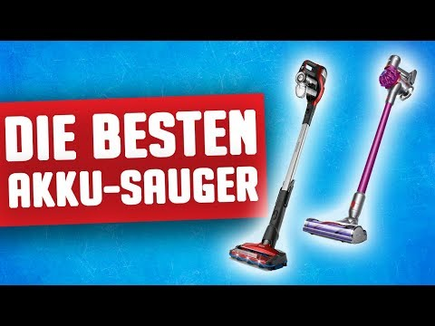 DIE 5 BESTEN KABELLOSEN STAUBSAUGER 2019 - BESTER AKKUSAUGER - AKKU STAUBSAUGER TEST/REVIEW