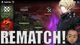 Snowians Vs Weebs! Rematch! Let's Guild War!