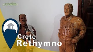 Crete | Woodcraft Museum in the Village of Axos