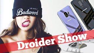 Правда о Galaxy S9 и летающее такси в действии   Droider Show #325