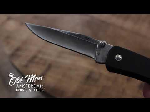 Buck 110 Slim EDC Folding Hunter Pro Black G10