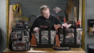 Roger Introduces Camo Bags