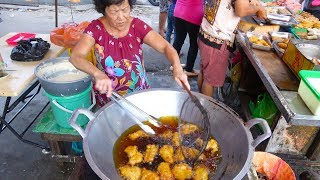 Indonesia Street Food Akau Potong Lembu