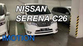 Review Nissan Serena (C26). Cozy Loh Dalemnya