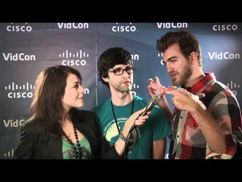 Rhett and Link at VidCon 2010